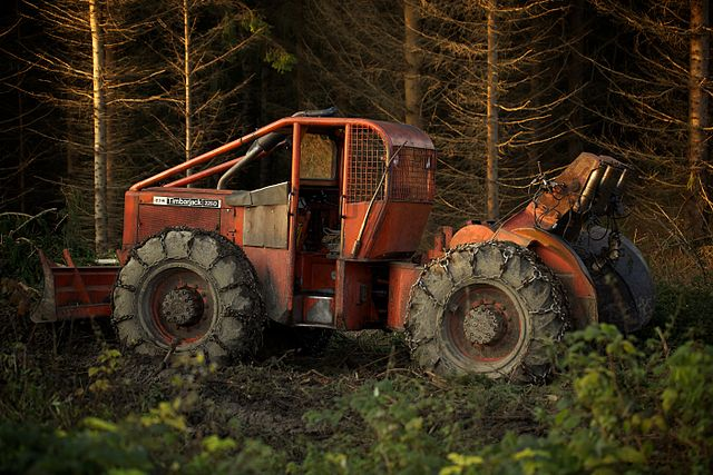 225 Timberjack Skidder Manual