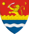 Coat of arms of Timiş County