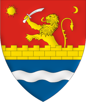 Timiș County - Image: Timis county coat of arms