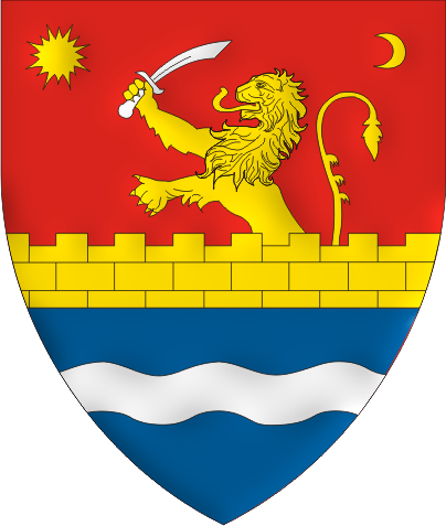 Coat of arms of Timiș County