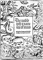 Title page, Noble Lyfe and Nature of man Wellcome L0000935.jpg