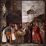 Tiziano, The Miracle of the Newborn Child.jpg