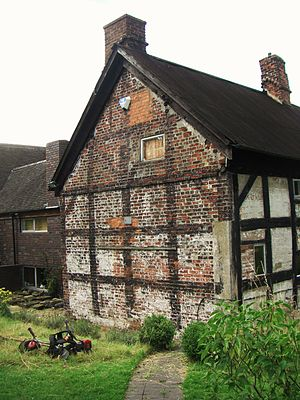 Alan Garner - In 1957, Garner purchased and began renovating Toad Hall at Blackden, Cheshire