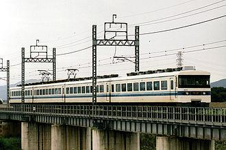 Tobu 1800 series - 1800 series 4-car commuter version