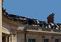 Toit cour d'honneur après incendie hôtel Lambert Paris.jpg