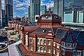 Tokyo Station rebuilt (9169872343).jpg