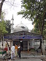 Tomb of Maulana Muhammad Khairuddin, father of Maulana Azad.JPG