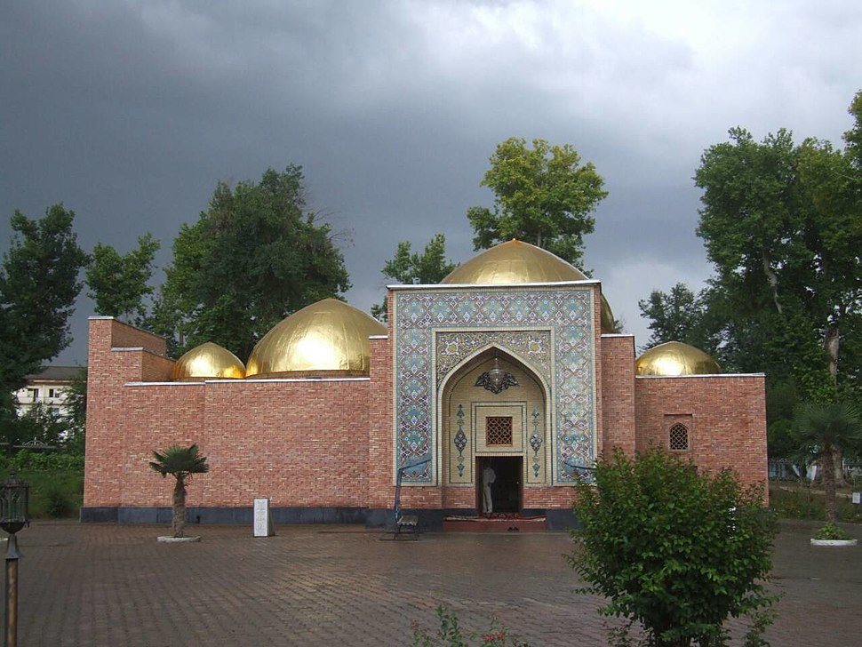 Tomb of said-ul-Auliya sayyid Ali hamadani