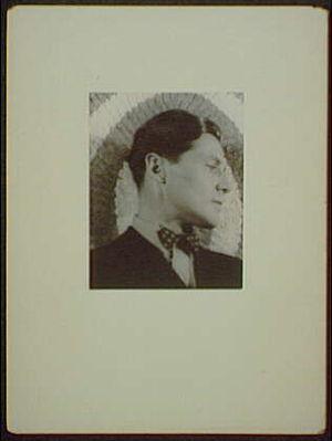Tonio Selwart - Portrait of Tonio Selwart by Carl Van Vechten, March 5, 1932