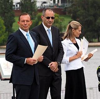 Australian public servant