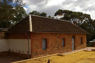 Richard Roach Jewell - Old gaol now a museum in Toodyay