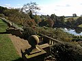 Top of the steps, Upton House gardens - geograph.org.uk - 1566212.jpg