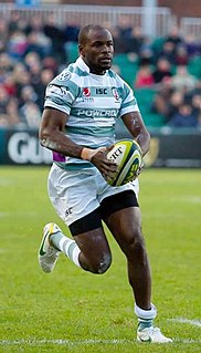 Topsy Ojo Rugby player