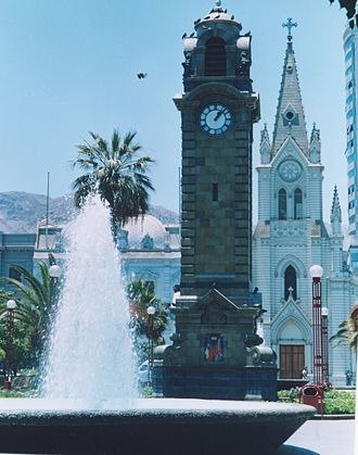"Antofagasta - In Chile, Antofagasta is known as ""The Pearl of the North""."