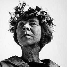 Tove Jansson vuonna 1967.