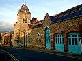 Town Hall (Neuadd y Dref), Ruthin (Rhuthun), Denbighshire, North Wales.JPG
