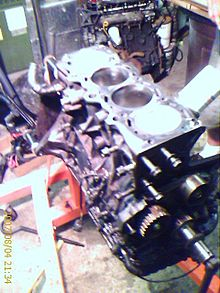 Px Toyota S Gte Engine After Cleaning