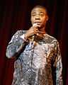 Tracy Morgan Live at Cornell 2008 2 (vertical crop).jpg