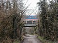 Train crossing bridge in viaduct to Windsor - geograph.org.uk - 321952.jpg