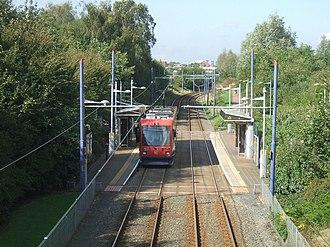 Loxdale tram stop - Loxdale tram stop