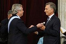 220px Traspaso de mando de Mauricio Macri y Alberto Fern%C3%A1ndez