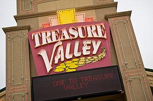 Treasure Valley Casino - Image: Treasure Valley Casino 4