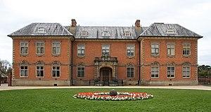 Tredegar House - Eastern entrance