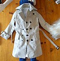 Trench coat for male ball-jointed doll.JPG