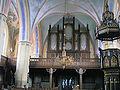 Tribsees Thomaskirche Orgel Kanzel.jpg