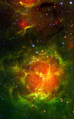 Trifid 3.6 8.0 24 microns spitzer.png