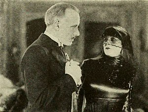Barbara La Marr - La Marr with Lewis Stone in Trifling Women (1922).