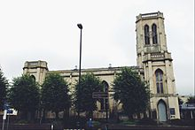 Trinity Church Cheltenham Room Hire
