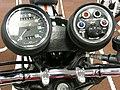 Triumph Thunderbird TR65 instruments 1982.JPG