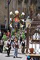Troina - Festa dei ramari per S.Silvestro, Le aste in Via Conte Ruggero - panoramio.jpg