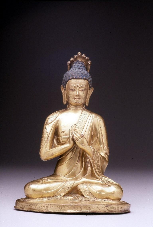 Nagarjuna, a Mahayana scholar