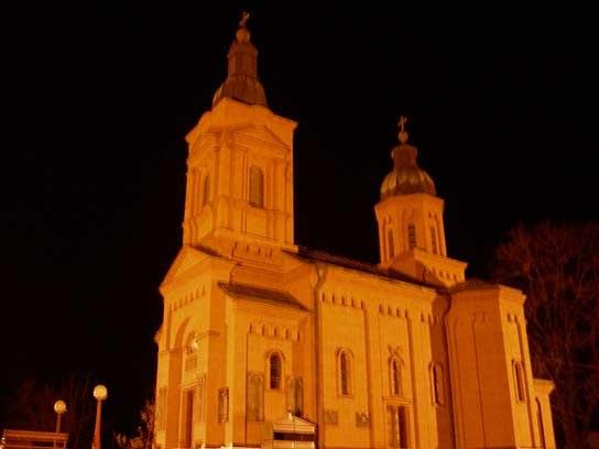 Tutnjevac-Crkva