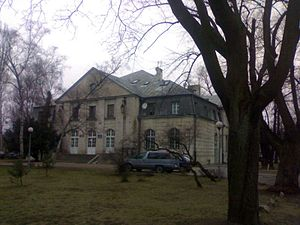 Psychiatric hospital in Tworki