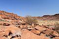 Twylefontein, cesta ke skalním malbám - panoramio.jpg