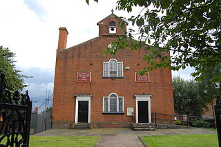 Tyldesley Top Chapel grade II listed building in the United kingdom