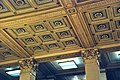 U.S. National Bank Building, Portland - portion of ceiling and interior columns (2011).jpg