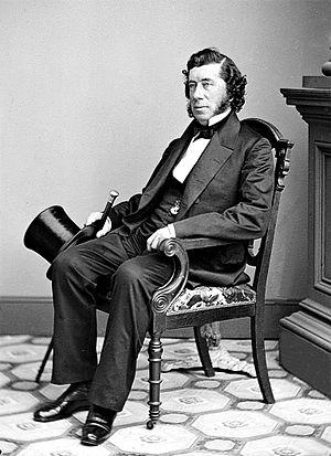 Hamilton Fish - U.S. Senator Hamilton Fish