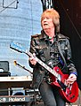 UFO - Paul Raymond – Hamburg Harley Days 2015 01.jpg