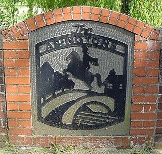 The Abingtons, Cambridgeshire Human settlement in England