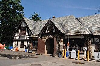 Warinanco Park - Union County Park Commission Administration Building, built 1925