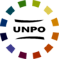 Logo of Unrepresented Nations and Peoples Organization (UNPO)
