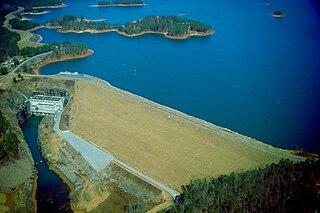Lake Lanier Property