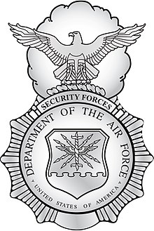2daed60dff6 United States Air Force Security Forces - Wikipedia