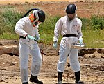 USAID Dioxin Contamination Project Progress Soil Sampling (9362652007).jpg