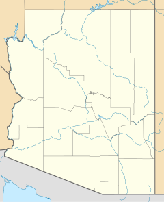 Congress is located in Arizona