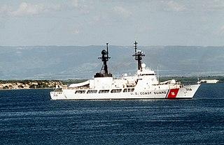 USCGC <i>Boutwell</i> Ship